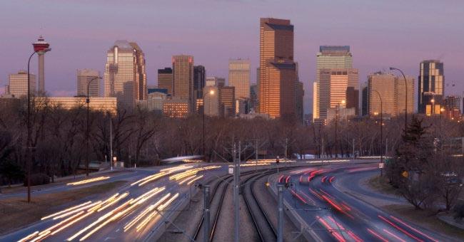 Avis Car Rental Calgary Downtown