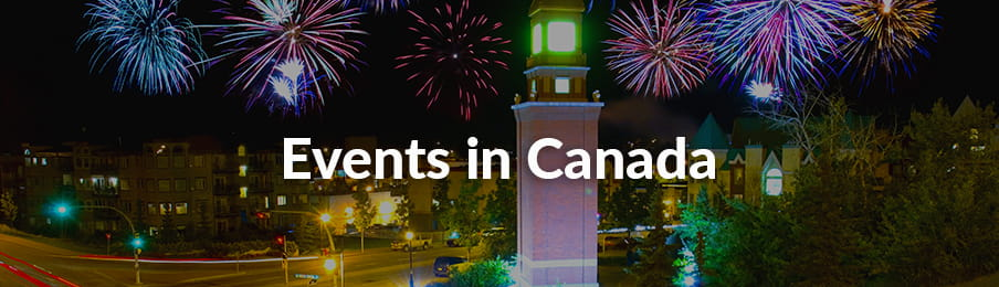 Events in Canada