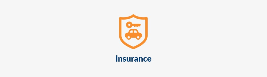 Insurance, before booking a rental car in Canada banner