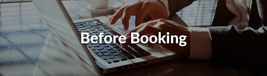 Before booking a rental car in Canada banner