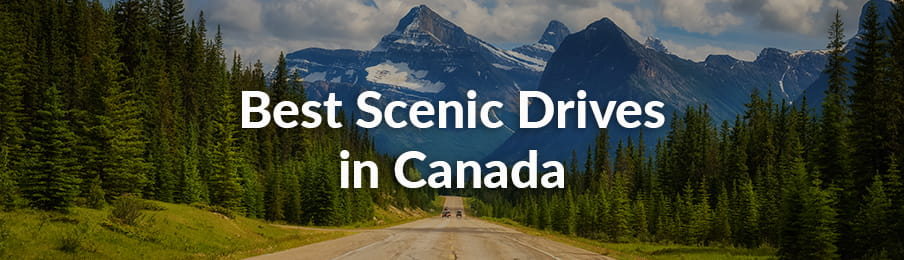 Best Scenic Drives in Canada guide banner