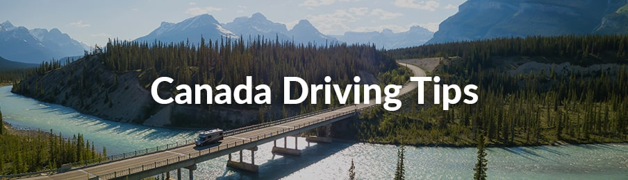 canada driving tips