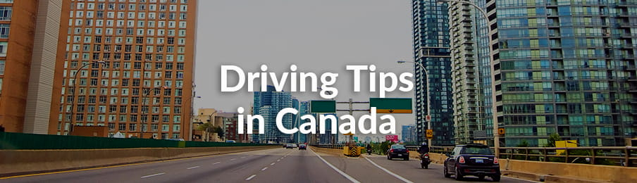 Driving Tips in Canada