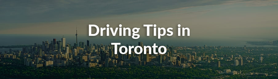 driving tips in toronto