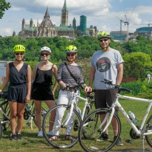 escape bicycle tours ottawa