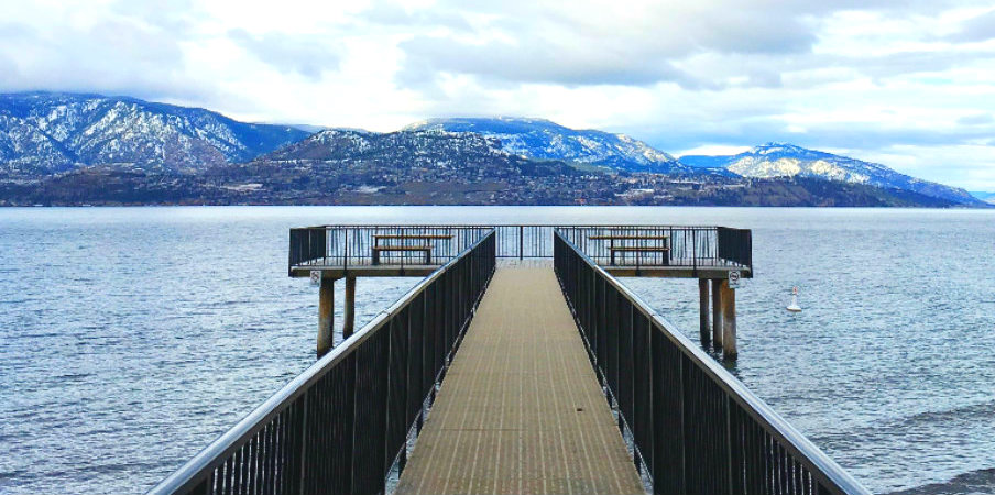 breathtaking Okanagan Valley