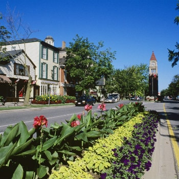 Niagara on the Lake Town Centre