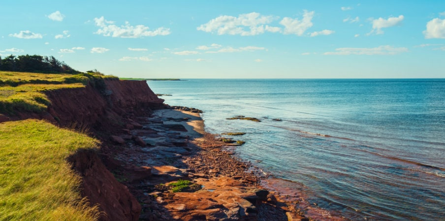 point east coastal drive, prince edward island