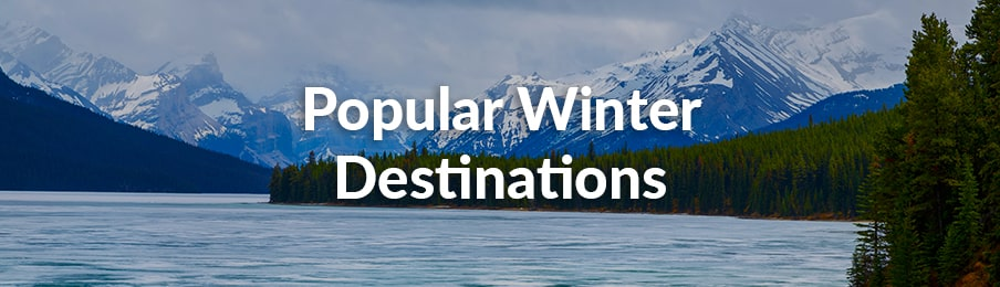 popular winter destinations