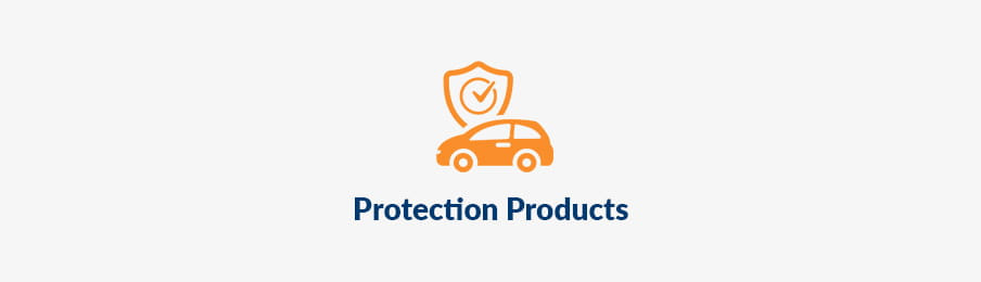 Protection products insurance CA banner