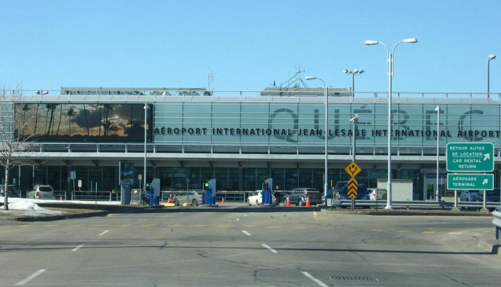 Aeroporto Quebec City : Quebec city airport car rental at vroomvroomvroom