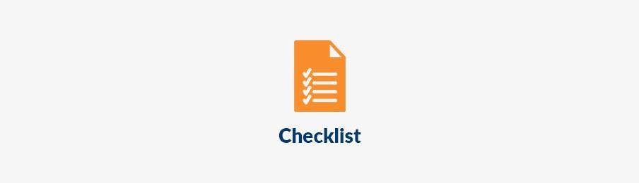 Returning Your RV Checklist banner