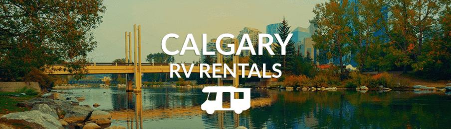 Calgary RV rentals