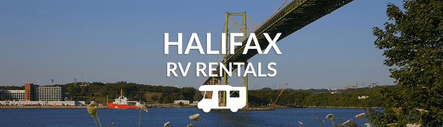 Halifax RV rentals