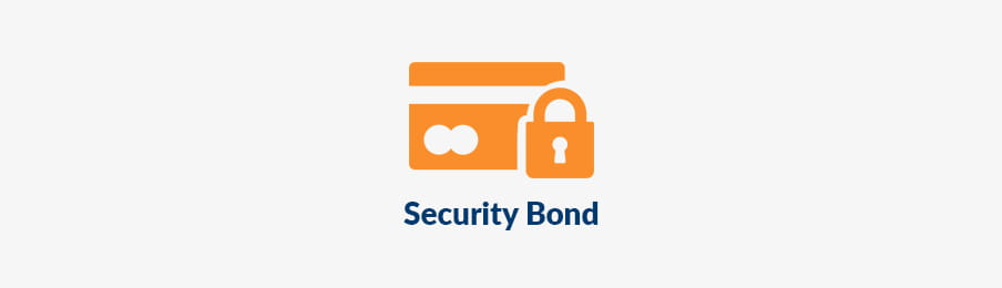 security bond