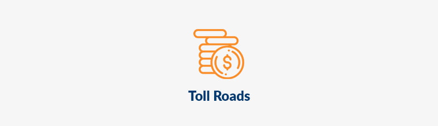 Toll roads in Canada banner