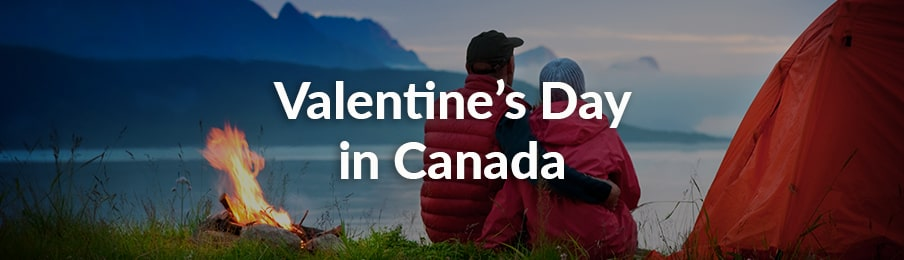 valentine's day in canada