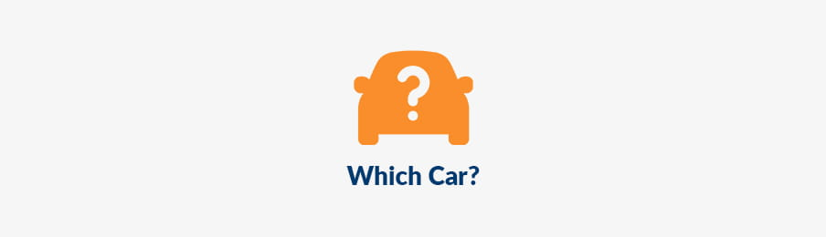 which type of car in Canada banner
